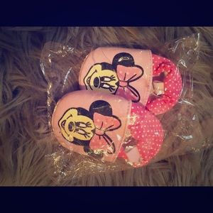 Other - Minnie Mouse slippers